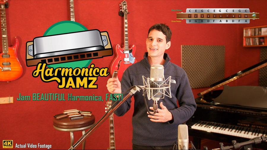 best harmonica for beginners